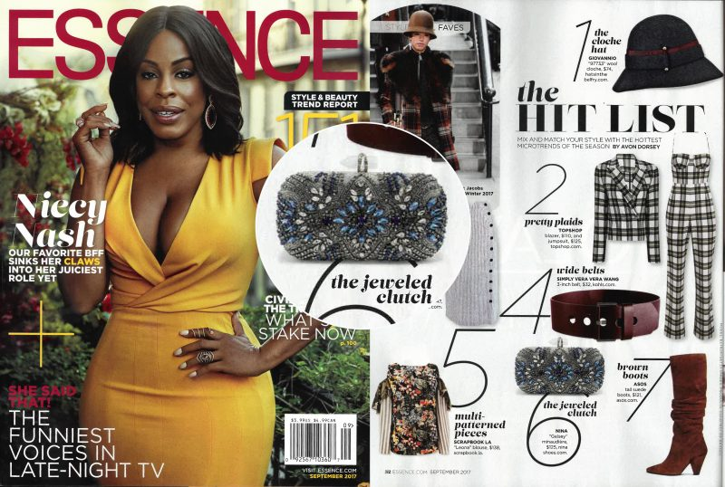 Essence Magazine Nina Shoes