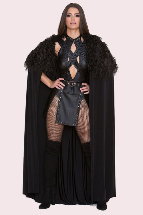 Yandy.com Sexy John Snow Costume
